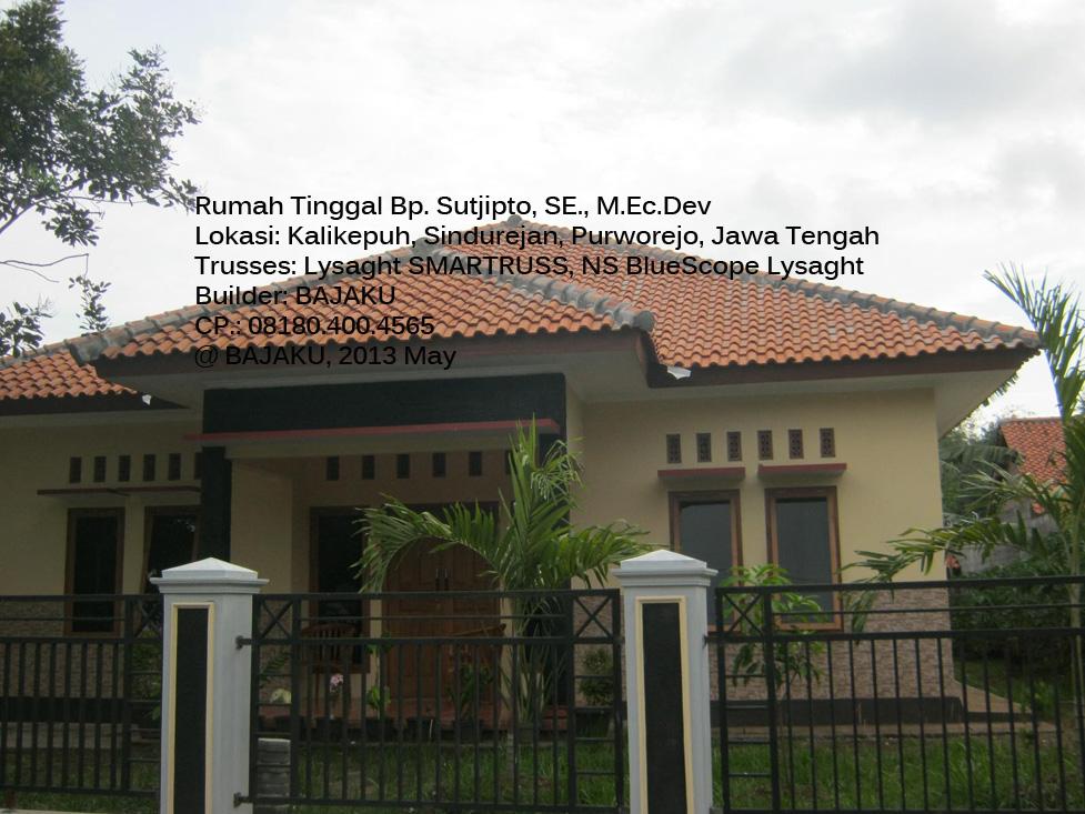Rangka Atap SMARTRUSS Purworejo
