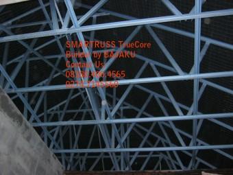 SMARTRUSS – Baja Ringan BlueScope Lysaght – Project Rumah Tinggal Yogyakarta