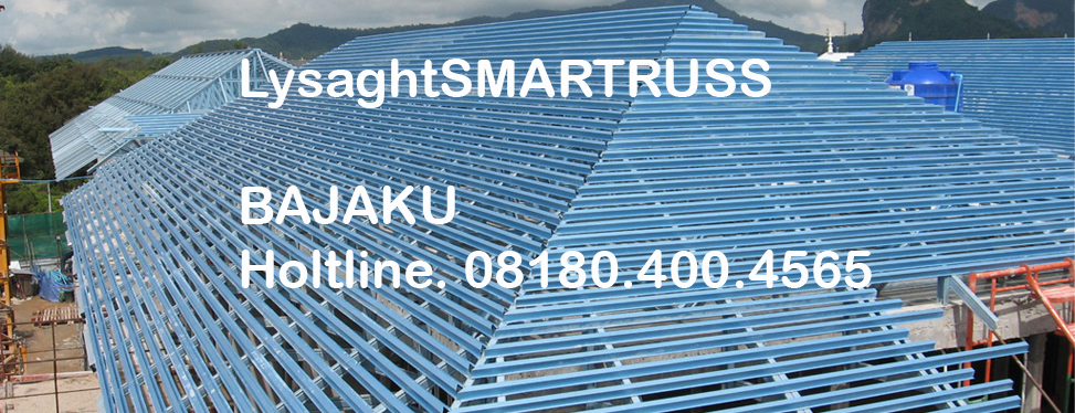 Lysaght SMARTRUSS-BAJAKU-projects-BlueScope