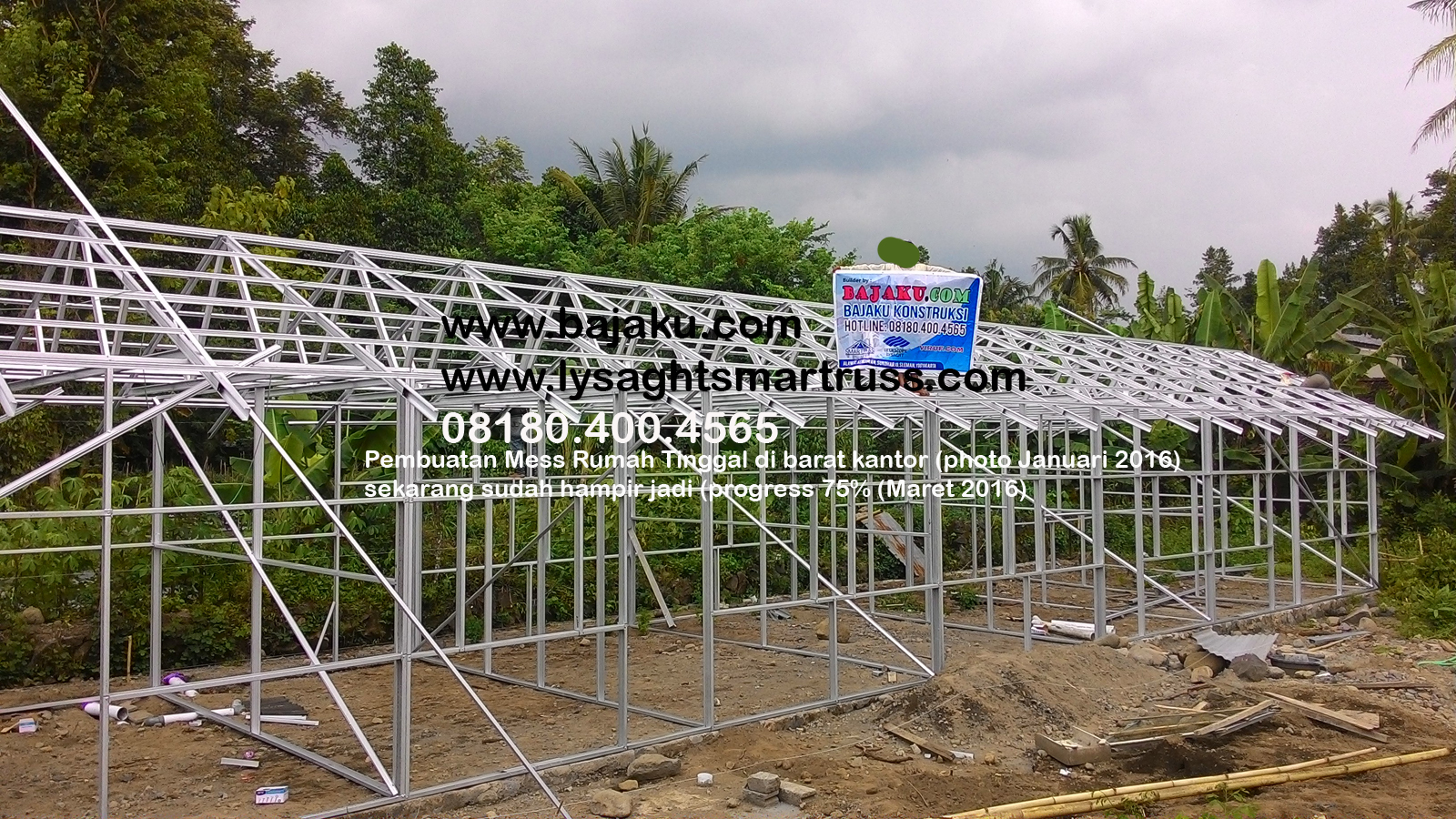 SMARTFRAME - Dream House Steel Frame construction