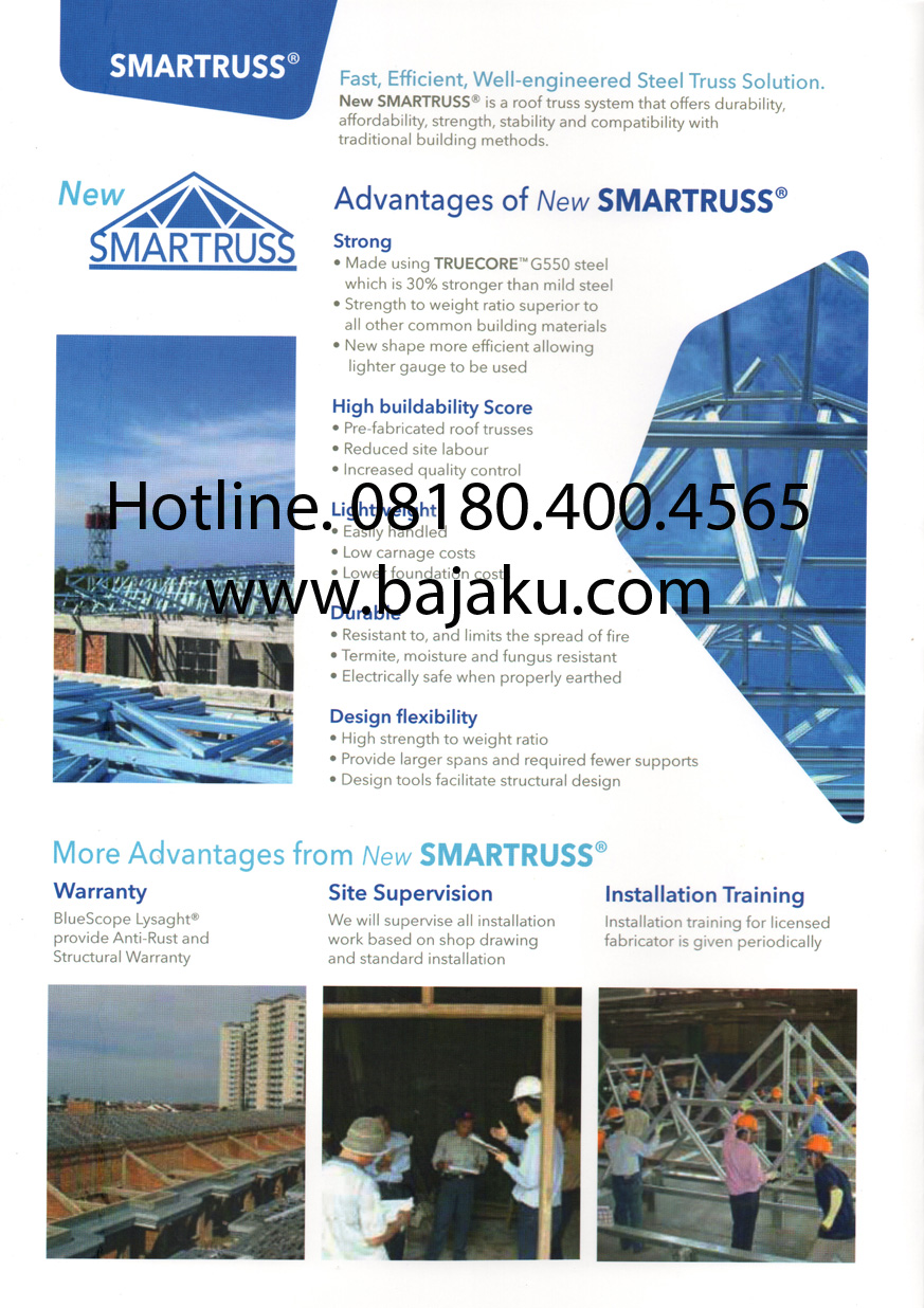 SMARTRUSS Lysaght SMARTRUSS - pages2