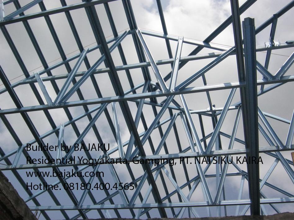Rangka Atap Baja Ringan Yogyakarta